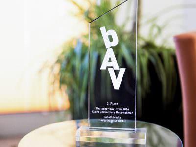 Sabath Media - Deutscher bAV-Preis 2016