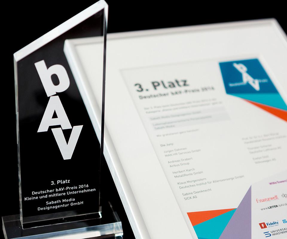 Sabath Media Blog - Deutscher bAV-Preis 2016 - Bild 2