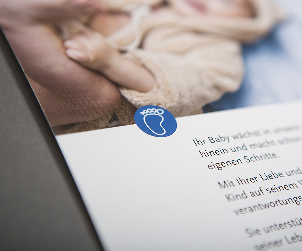 Sabath Media Werbeagentur - BBBank – Glückwunschkarte - Referenzbild 2