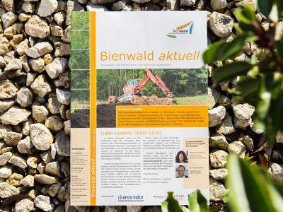 Sabath Media - Projekt Vorschaubild - Naturschutz Bienwald – Magazin