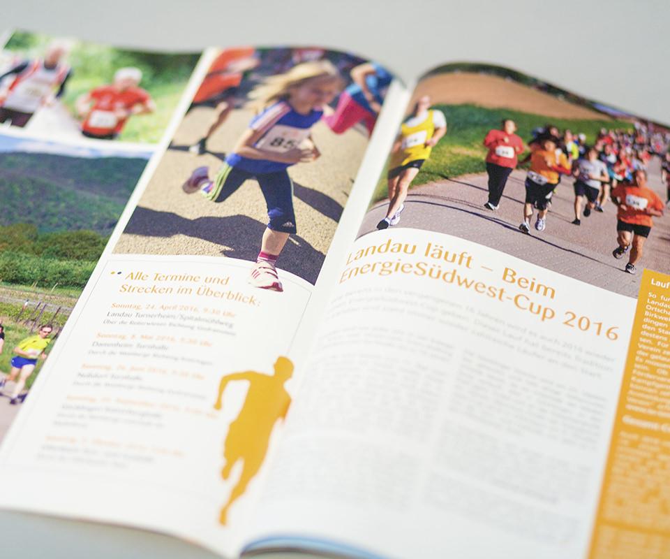 Sabath Media Werbeagentur - Energie Südwest – Kundenmagazine - Referenzbild 5