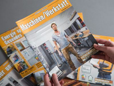 Sabath Media - Projekt Vorschaubild - HORNBACH – Magazine / Projektkataloge