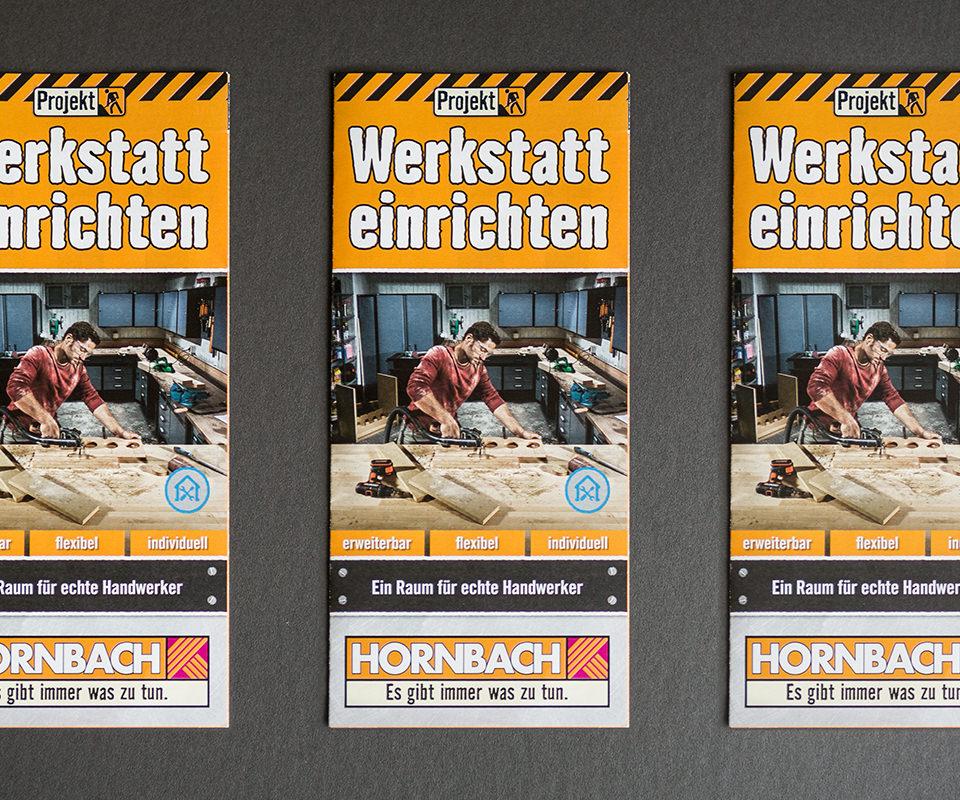 Sabath Media Werbeagentur - HORNBACH – Projektschau - Referenzbild 3