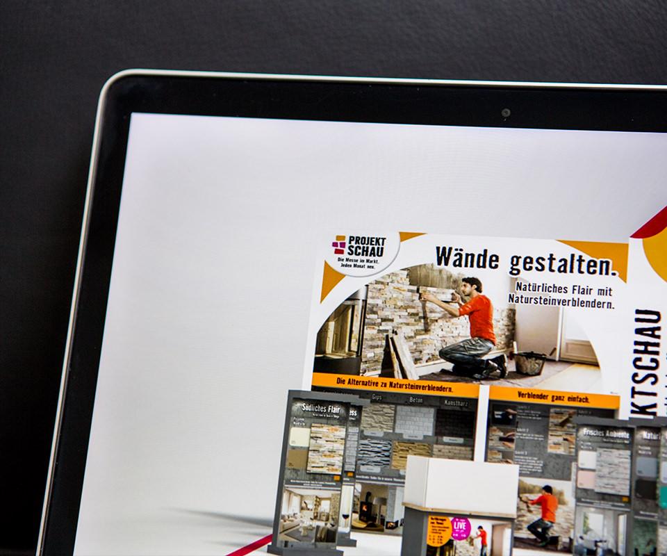Sabath Media Werbeagentur - HORNBACH – Projektschau - Referenzbild 5
