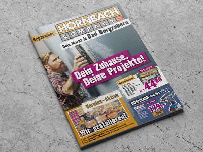 Sabath Media - Projekt Vorschaubild - HORNBACH – Spätjahresflyer