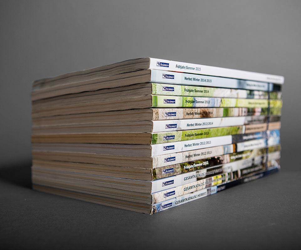 Sabath Media Werbeagentur - Krämer Pferdesport – Kataloge - Referenzbild 1