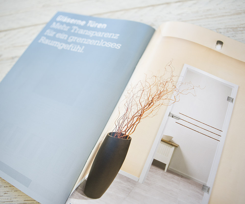 Sabath Media Werbeagentur - Pertura – Kataloge - Referenzbild 3