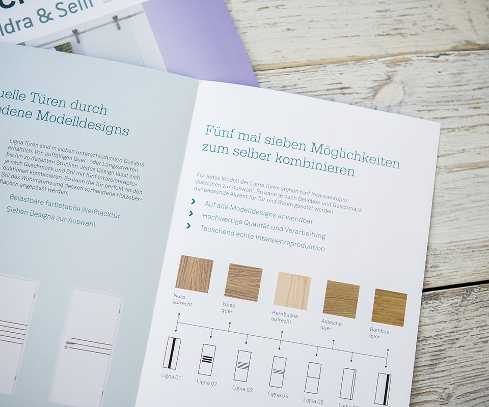 Sabath Media Werbeagentur - Pertura – Kataloge - Referenzbild 5