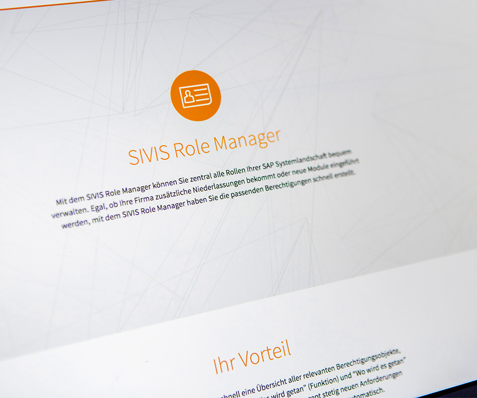 Sabath Media Werbeagentur - Sivis – Website - Referenzbild 3
