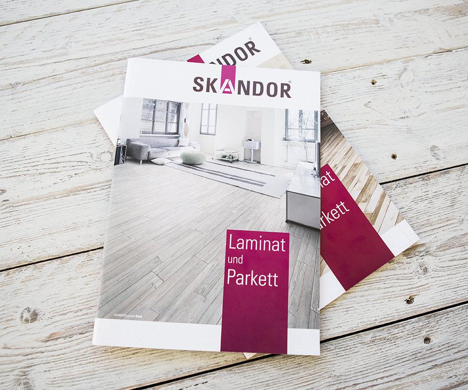 Sabath Media Werbeagentur - Skandor – Katalog - Referenzbild 3