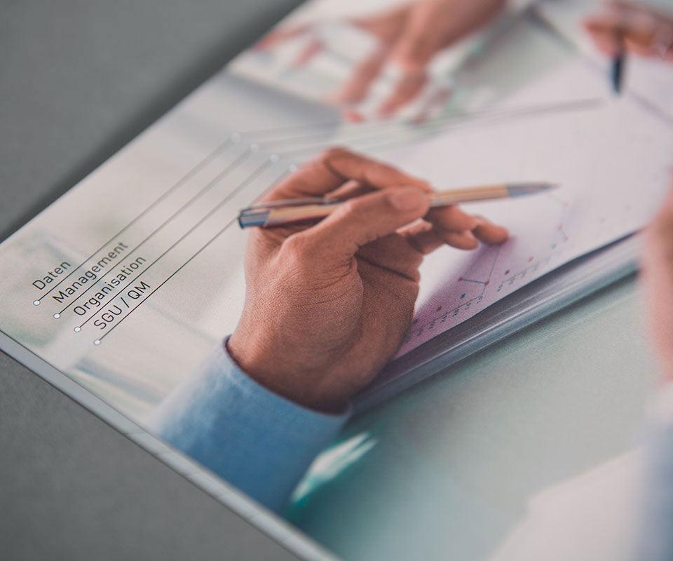 Sabath Media Werbeagentur - Stadler + Schaaf – Broschüre - Referenzbild 3
