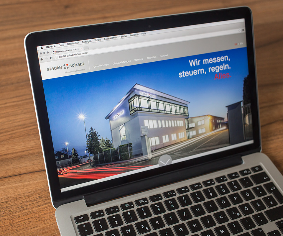 Sabath Media Werbeagentur - Stadler + Schaaf – Website - Referenzbild 2