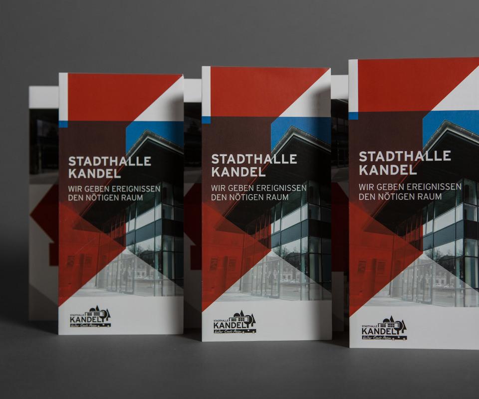 Sabath Media Werbeagentur - Stadthalle Kandel – Branding - Referenzbild 6