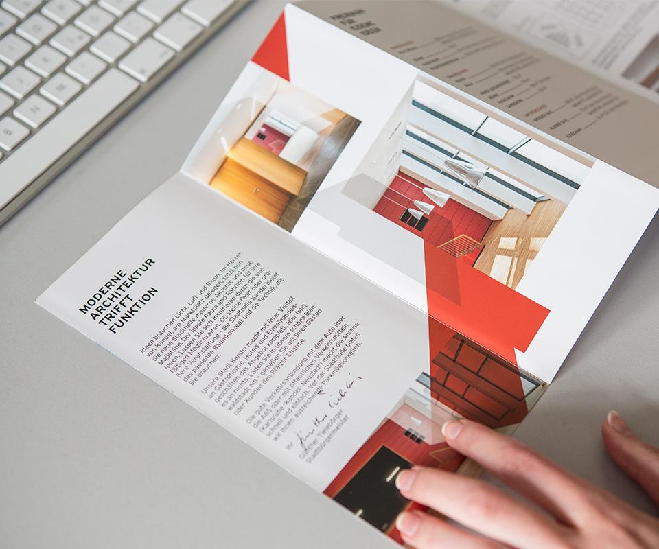 Sabath Media Werbeagentur - Stadthalle Kandel – Branding - Referenzbild 2