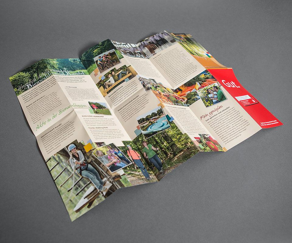 Sabath Media Werbeagentur - Südpfalz Tourismus – Wanderkarte - Referenzbild 4