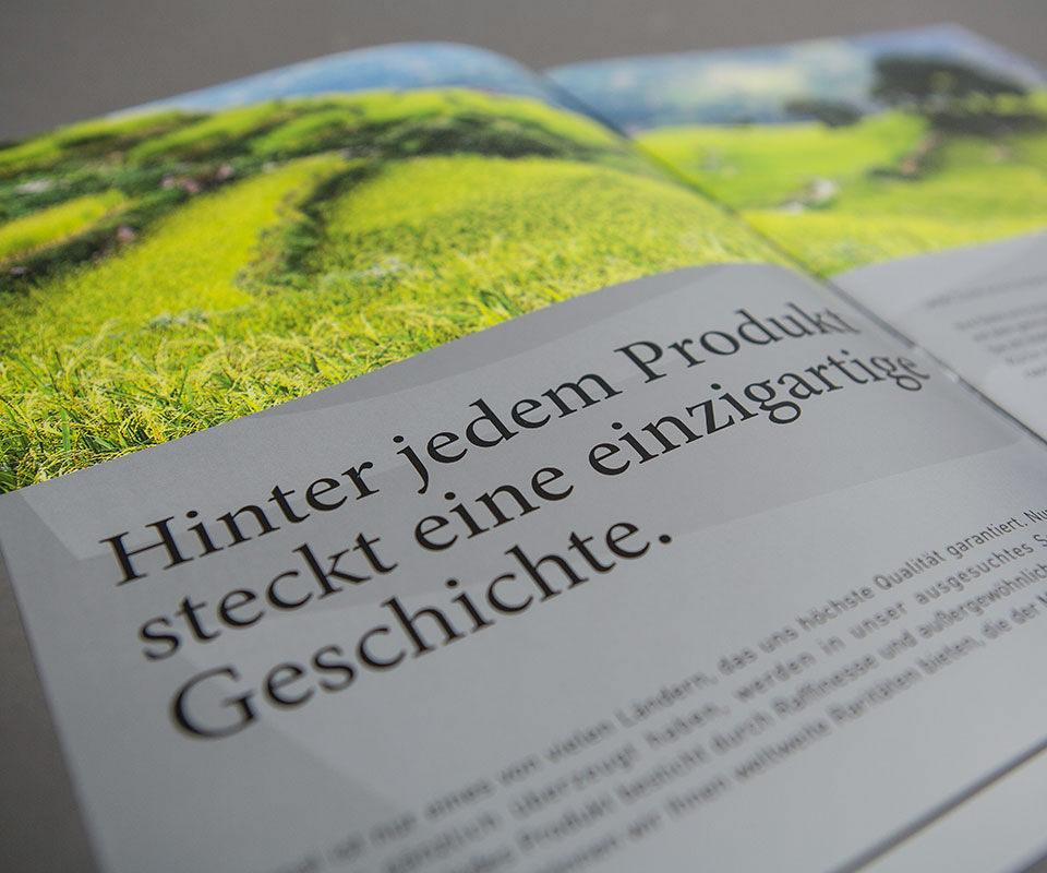 Sabath Media Werbeagentur - Transgourmet – Kataloge & Broschüren - Referenzbild 1