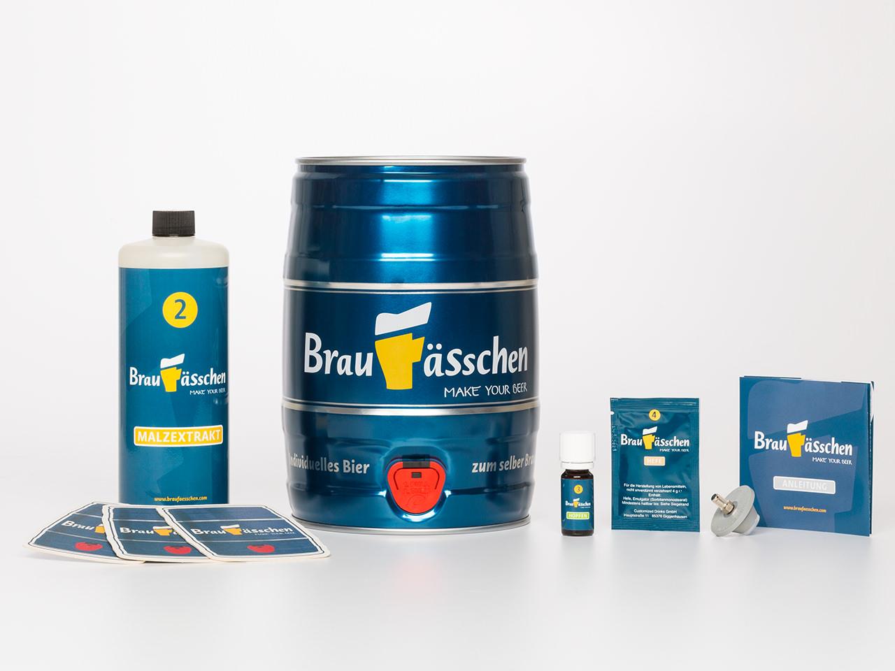 Sabath Media Werbeagentur - Braufässchen – Projektbeispiel - Referenzbild 4
