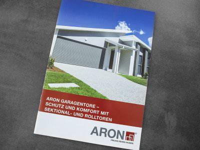 Sabath Media - Projekt Vorschaubild - Hornbach – Aron Kataloge & Broschüren