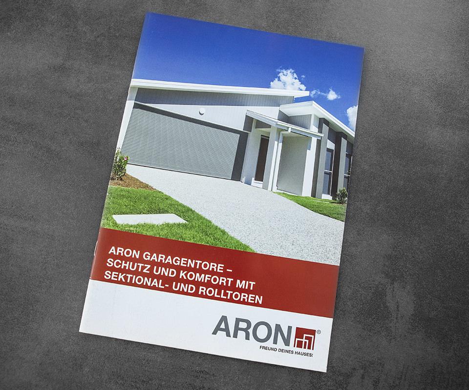 Sabath Media Werbeagentur - Hornbach – Aron Kataloge & Broschüren - Referenzbild 1