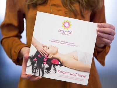 Sabath Media - Projekt Vorschaubild - Bouché Vitalhaus – Branding