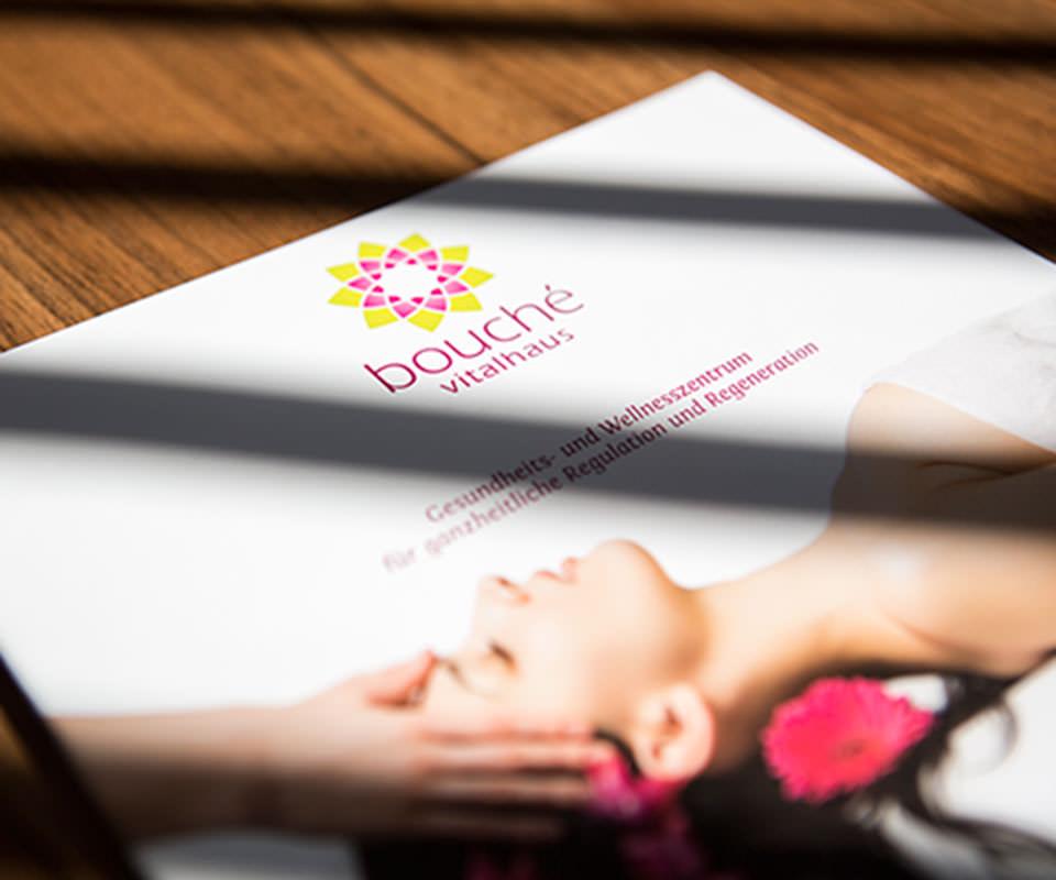 Sabath Media Werbeagentur - Bouché Vitalhaus – Branding - Referenzbild 2