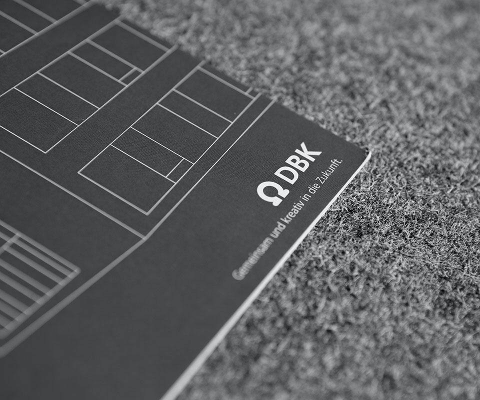 Sabath Media Werbeagentur - David & Baader DBK – Einladung - Referenzbild 2