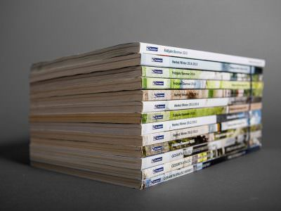 Sabath Media - Projekt Vorschaubild - Krämer Pferdesport – Kataloge