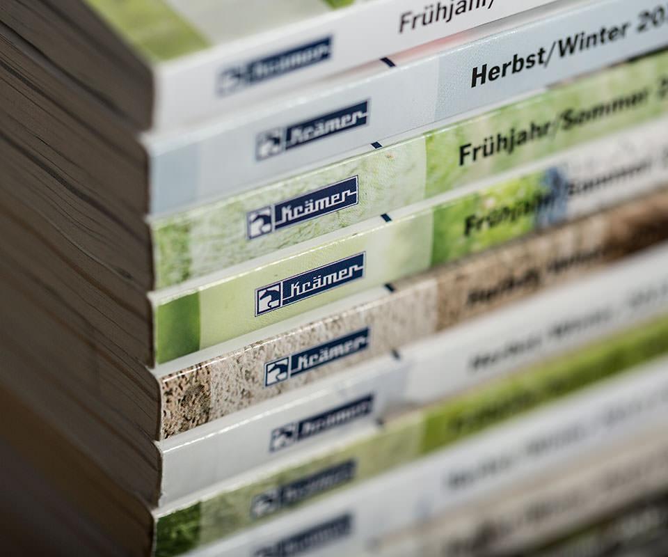 Sabath Media Werbeagentur - Krämer Pferdesport – Kataloge - Referenzbild 4