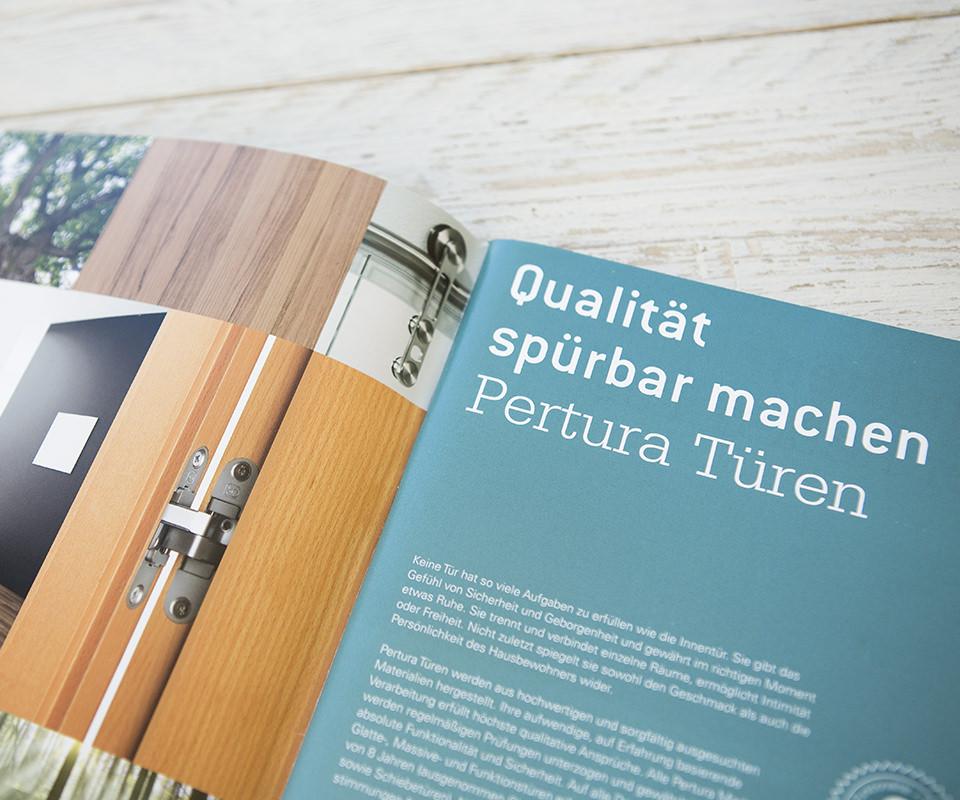 Sabath Media Werbeagentur - Hornbach – Pertura Kataloge - Referenzbild 4