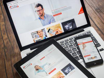 Sabath Media - Projekt Vorschaubild - Pfalz Alarm – Website