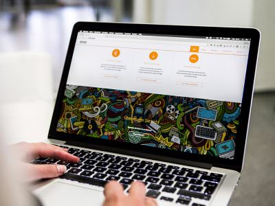 Sabath Media - Projekt Vorschaubild - Sivis – Website