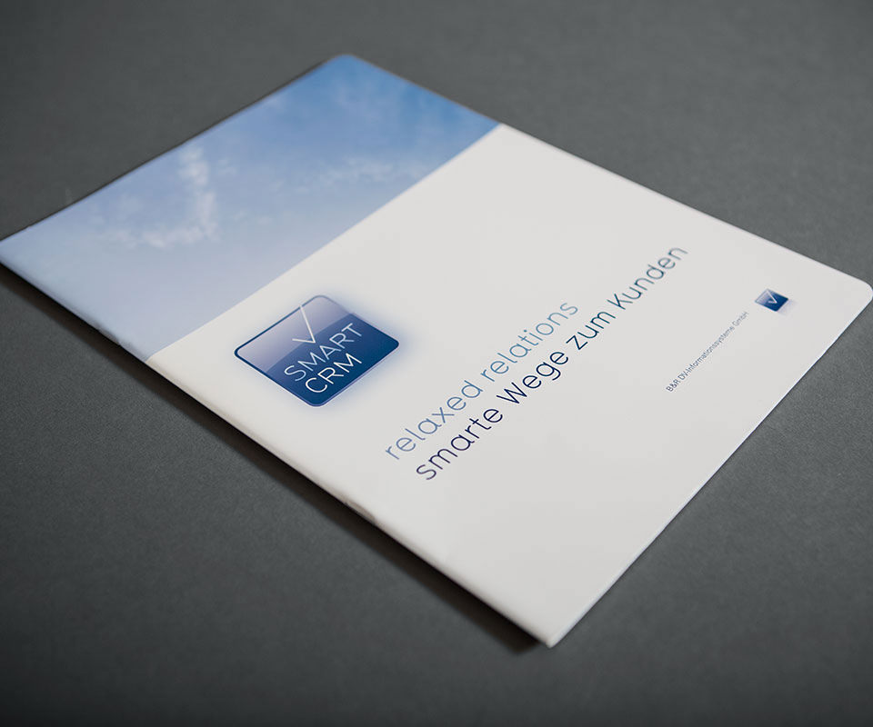 Sabath Media Werbeagentur - Smart CRM – Broschüre - Referenzbild 2