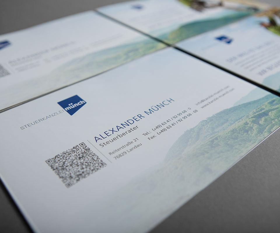 Sabath Media Werbeagentur - Steuerkanzlei Münch – Broschüre - Referenzbild 4