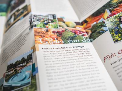 Sabath Media - Projekt Vorschaubild - Südpfalz Tourismus – Wanderkarte