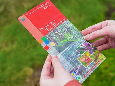 Sabath Media - Projekt Vorschaubild - Südpfalz Tourismus – Flyer
