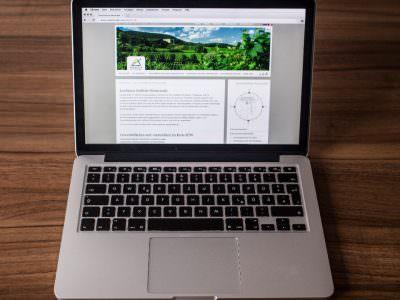 Sabath Media - Projekt Vorschaubild - Wirtschaftsförderung Südpfalz – Website