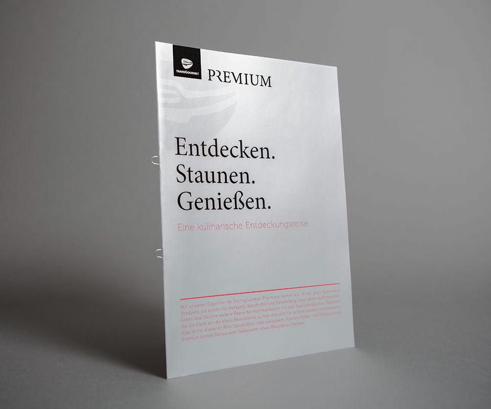 Sabath Media Werbeagentur - Transgourmet – Premium Broschüre - Referenzbild 2