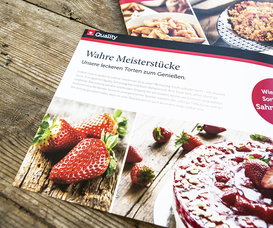 Sabath Media Werbeagentur - Transgourmet – Broschüren - Referenzbild 3