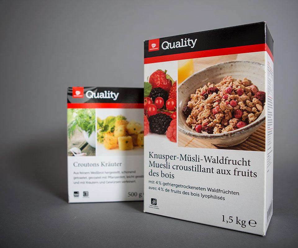 Sabath Media Werbeagentur - Transgourmet – Verpackungen - Referenzbild 1
