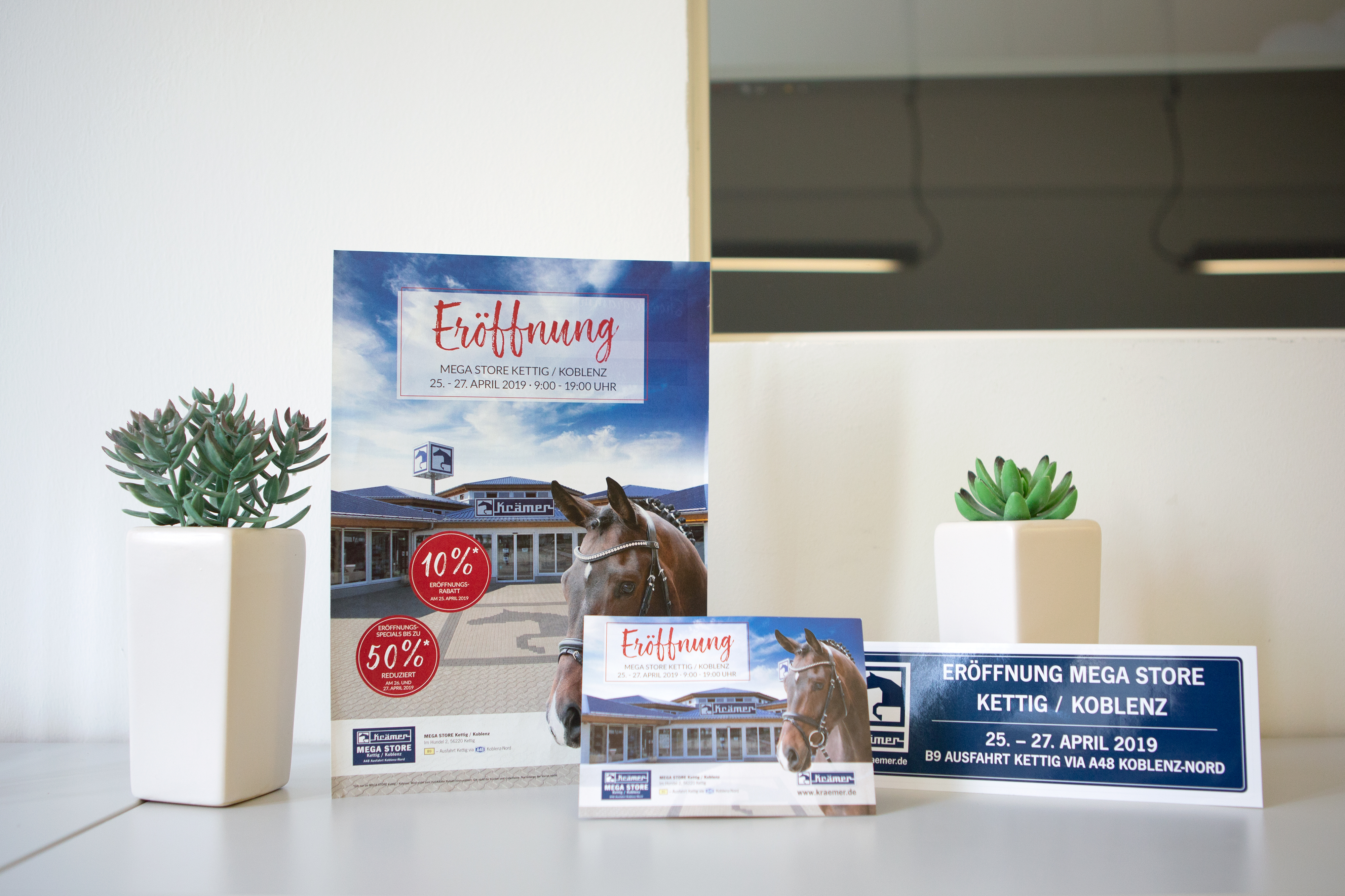 Sabath Media Werbeagentur - Krämer Pferdesport – Projektbeispiel - Referenzbild 5