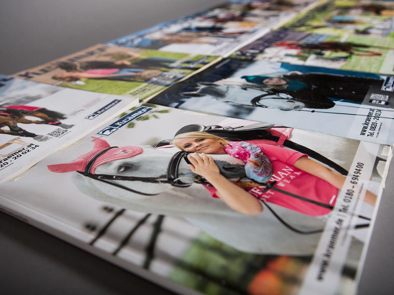 Sabath Media Werbeagentur - Krämer Pferdesport – Projektbeispiel - Referenzbild 3