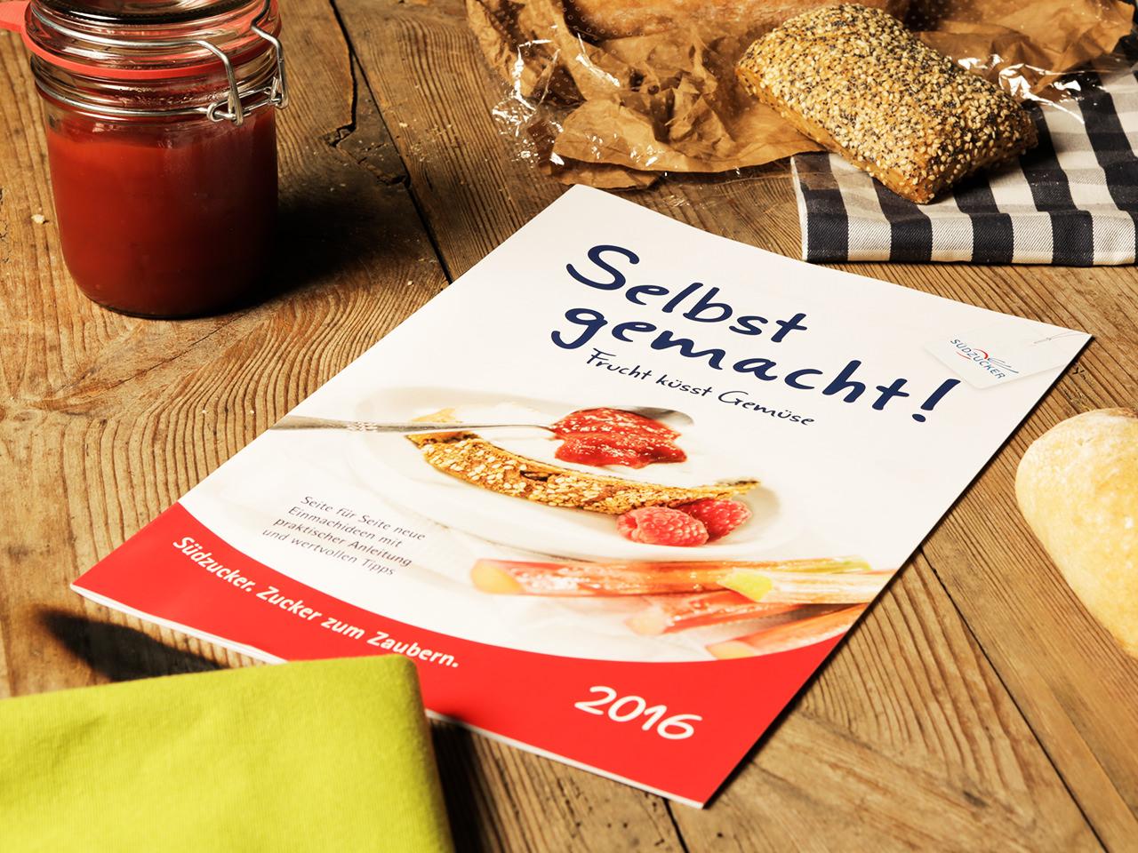 Sabath Media Werbeagentur - Südzucker – Projektbeispiel - Referenzbild 5