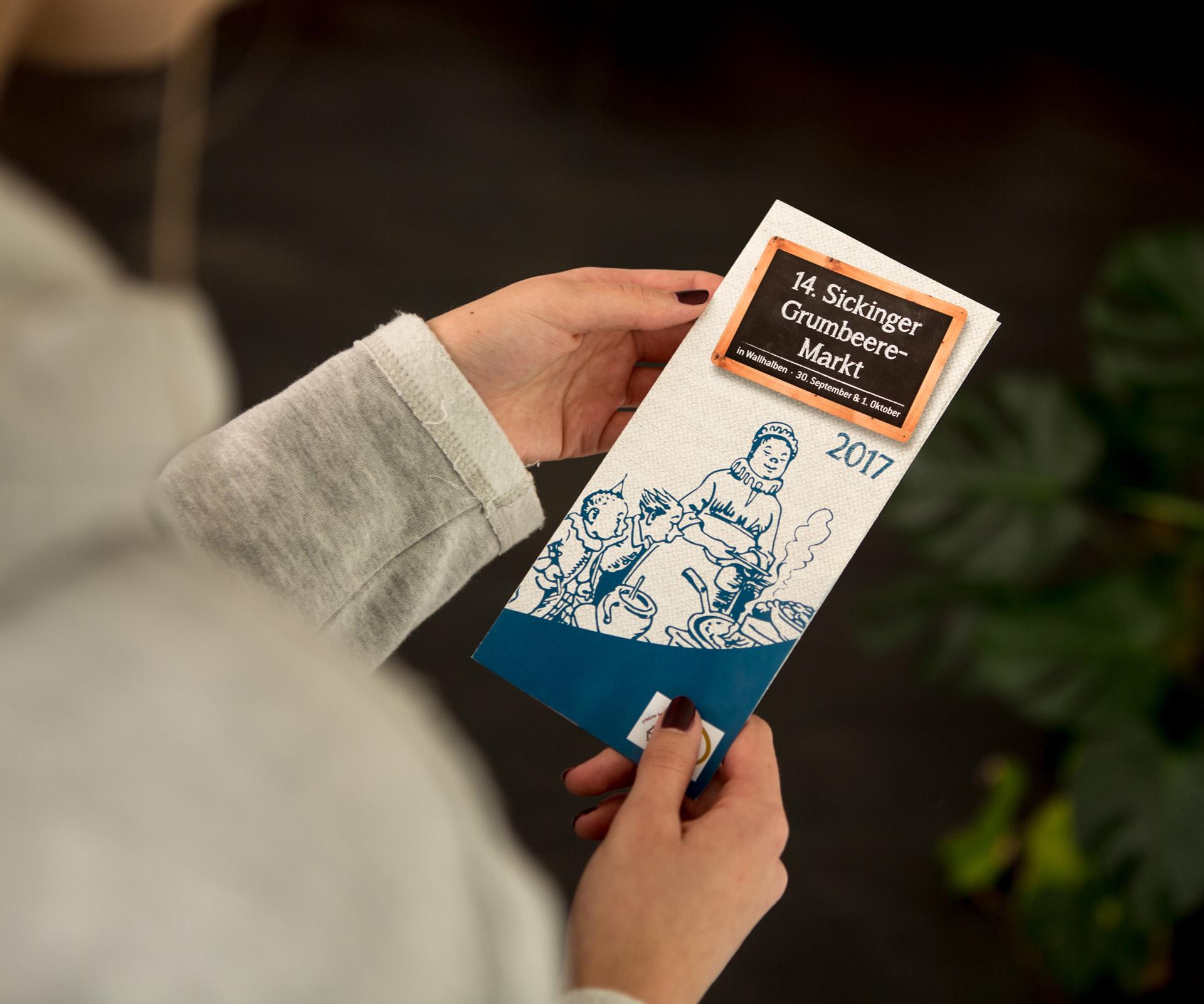 Sabath Media Werbeagentur - Tourist Information Pfälzer Mühlenland - Referenzbild 1