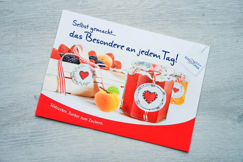 Sabath Media Werbeagentur - Südzucker – Broschüren - Referenzbild 3