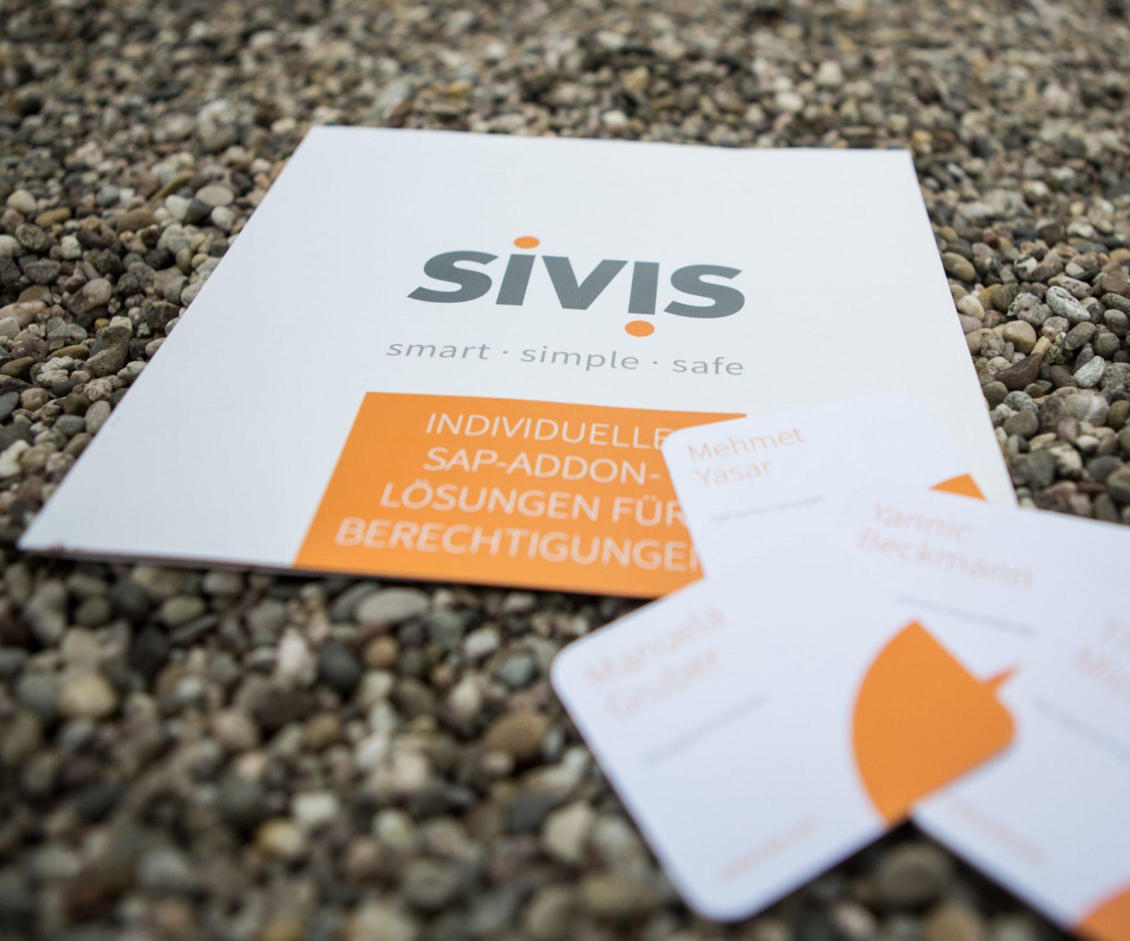 Sabath Media Werbeagentur - Sivis – Corporate Design - Referenzbild 1