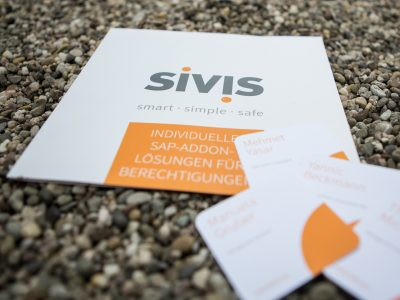 Sabath Media - Projekt Vorschaubild - Sivis – Corporate Design