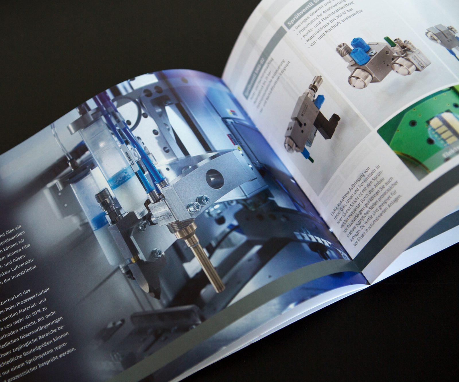 Sabath Media Werbeagentur - Walther Systemtechnik – Website & Broschüre - Referenzbild 7