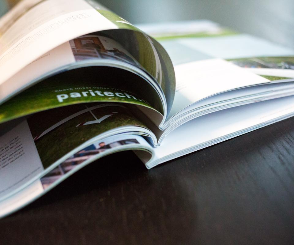 Sabath Media Werbeagentur - Paritech - Referenzbild 1