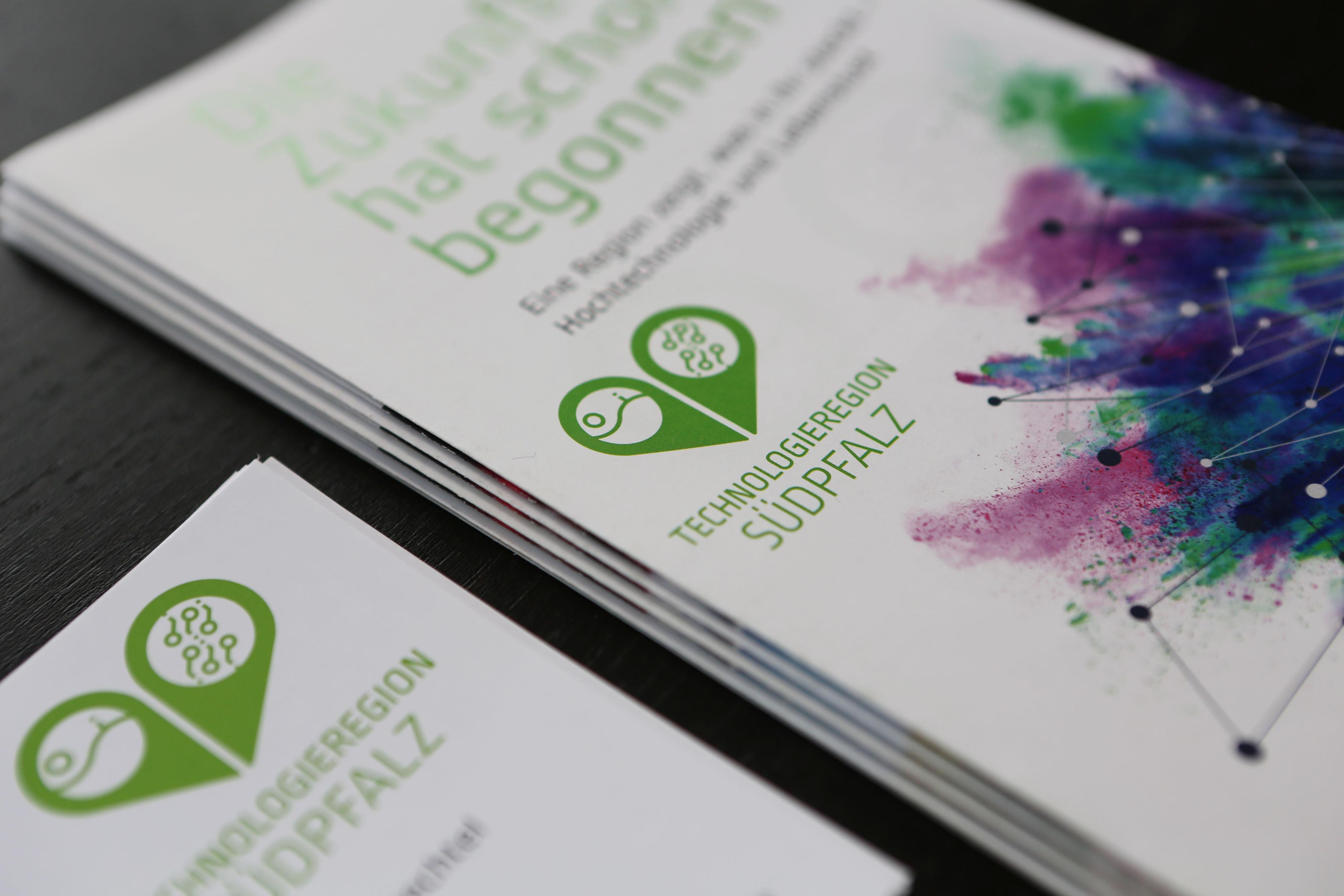 Sabath Media Werbeagentur - Technologie-Netzwerk Südpfalz e.V. – Branding - Referenzbild 3