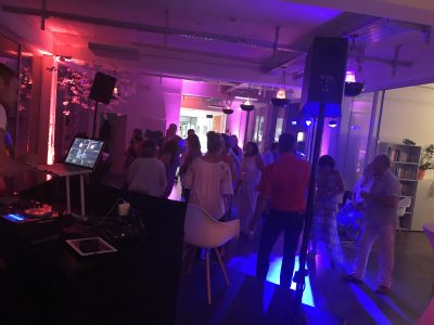 Sabath Media - Das war unser Midsummer Event 2018